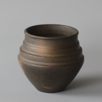 6 reproduction of a Merovingian pot from a private collection